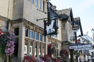 White Hart Hotel in Cricklade, Wiltshire, England