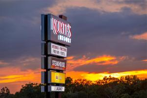 Korte's Resort, Rezorty  Rockhampton - big - 35