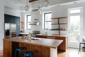 Four-Bedroom Apartment - Fort Greene Townhouse