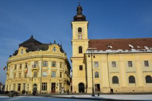 City Spirit Sibiu, Apartments  Sibiu - big - 29