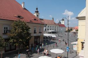 City Spirit Sibiu, Apartments  Sibiu - big - 14