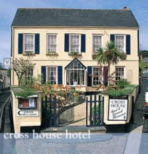 Cross House Hotel in Padstow, Cornwall, England