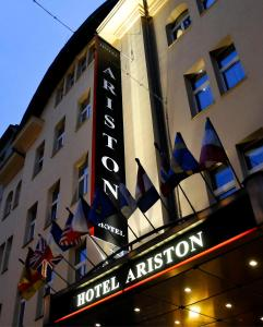 Ariston & Ariston Patio Hotel