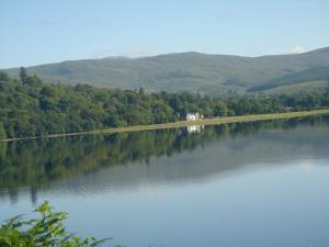 Kilcamb Lodge Hotel in Strontian, Highland, Scotland