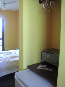 Standard Double Room with Fan and Balcony