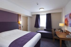Premier Inn London Euston Zimmerfotos