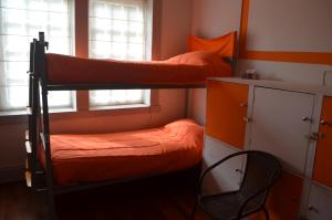 Bed in 6-Bed Mixed Dormitory Room A