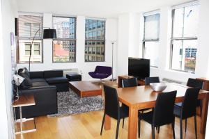 Two-Bedroom Apartment - Statue of Liberty View