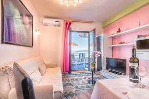 Villa Roses Apartments & Wellness, Appartamenti  Ičići - big - 9
