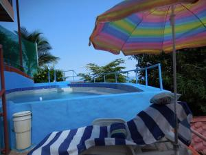 One-Bedroom Apartment with Ocean View- Mariposa Buho