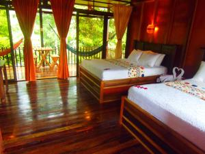 Deluxe Room with Jungle view