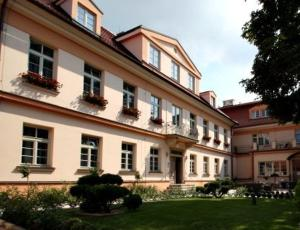 Hotel - Castle Residence Praha