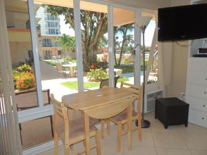 Studio with Intracoastal View