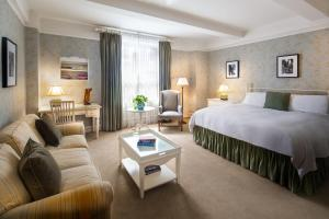 Juniorsuite med queensize-seng