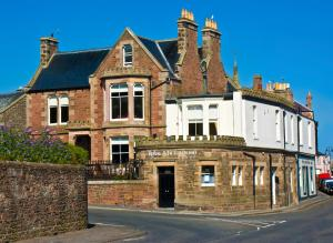Royal Mackintosh Hotel in Dunbar, East Lothian, Scotland