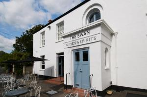The Swan in Wedmore, Somerset, England