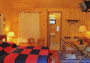 Chalet with Balcony (2 Adults)
