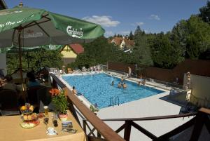 Alfa Hotel és Wellness Centrum, Hotely  Miskolctapolca - big - 28
