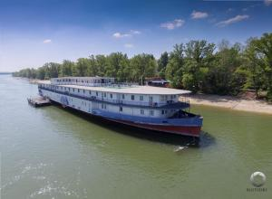 Aquamarina Hotel, Botely  Budapešť - big - 35