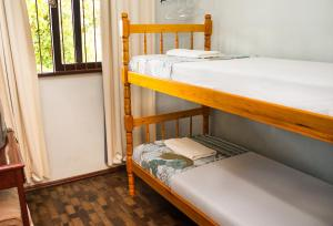 Bed in 2-Bed Female Dormitory with Shared Bathroom
