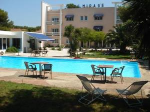 Citotel Le Mirage, Hotely  Istres - big - 28