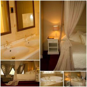 King Suite with Bath - Main House (2)