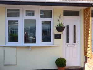 White sands cottage in Cleethorpes, Lincolnshire, England