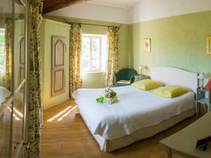B&B La Bastide Desmagnans, Bed & Breakfast  Lacoste - big - 29