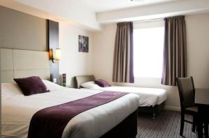 Premier Inn Manchester Salford Media City in Manchester, Greater Manchester, England