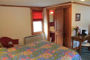 Double Room with Two Double Beds and Extra Bed