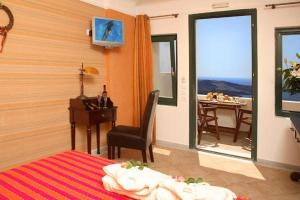 Panorama Studios & Suites, Aparthotely  Fira - big - 9