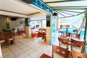 Green House Apart Hotel, Aparthotels  Gümbet - big - 46
