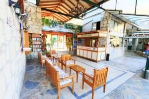 Green House Apart Hotel, Aparthotels  Gümbet - big - 47