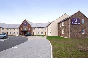 Premier Inn Camborne in Camborne, Cornwall, England