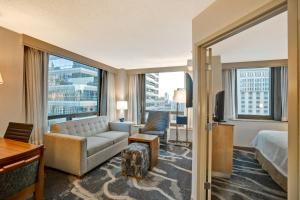 One Bedroom - King Suite with Corner City View - Non Smoking