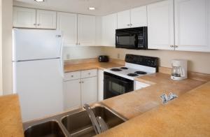 2 Bedroom 2 Bath Side-view Condo with 1 King, 2 Queens and 1 Sleeper Sofa - T27
