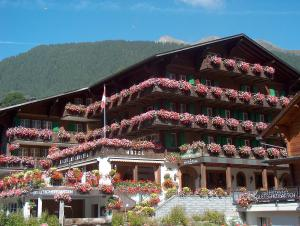 Photo of Hotel Gletschergarten