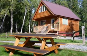 Susitna River Cabins
