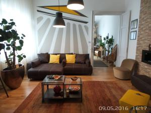 Amber Pearl Apartment, Apartments  Budapest - big - 41