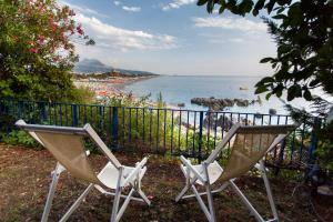 Grand Hotel De Rose, Hotels  Scalea - big - 82
