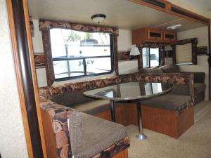 Elite Travel Trailer