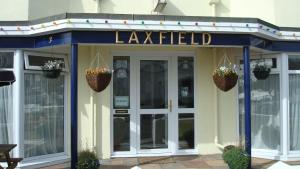 The Laxfield Hotel in Clacton-on-Sea, Essex, England
