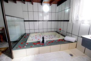 Duplex Suite with Spa Bath