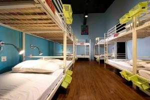 Single Bed in 14-Bed Mixed Dormitory Room