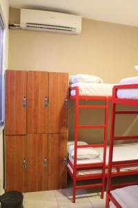 Single Bed in 12-Bed Dormitory Room