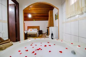 Master Chalet with spa bath
