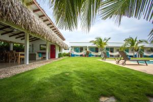 Arganama Guesthouse, Chaty  Playa Coronado - big - 58