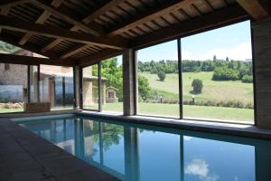 Country House Ca' Brunello, Holiday homes  Urbino - big - 9