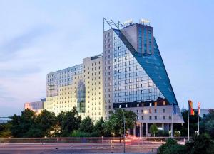 Hotel ESTREL Hotel & Convention Center, Berlino