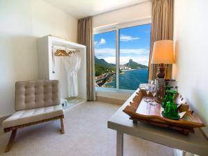 Double Suite with Sea View